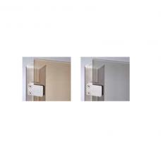 ESG Sichtschutz grau/bronze für Terassen und Balkone