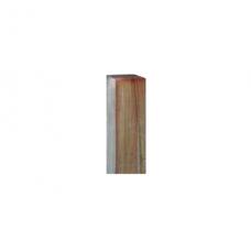 Zaunpfosten Kiefer 7cm x 7cm