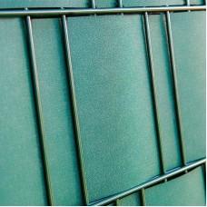 Polypropylen Sichtschutz grün auf Rolle 50m 1,1mm Stärke