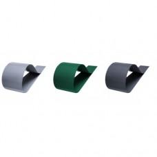 Wind- und Sichtschutz Anthrazit |PP| Polypropylen auf Spenderrolle mit 10 Streifen