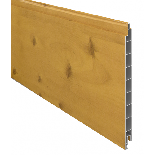 Astfichte PVC-Füllprofil (200 x 17 mm)