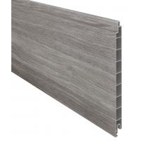 Sheffield Grau PVC-Füllprofil (200 x 17 mm)