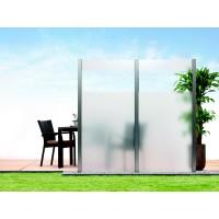 Glas Komplettelement  Klarglas 90cm breite
