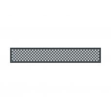 Lochblecheinsatz  Design 4