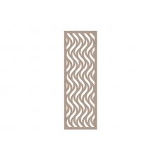 Komplettset Resystarankgitter mit Pfosen 0,6m Breite 1,80m Höhe