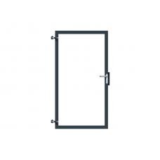 Sichtschutz-Tür einflügelig