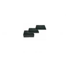 Terrassenpads Gummigranulat