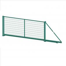 Schiebetor Egidia SC Essential (manueller Antrieb) 3 m Breite