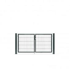 DS 2-flügeliges Einfahrtstor Premium 1,96m lichte weite