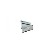 Designelemente für Modularzäune in 1,80m breite