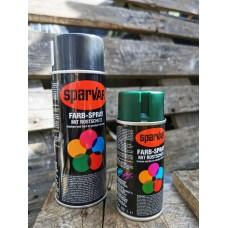 Farb-Spray mit Rostschutz für Doppelstabmatten